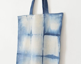 Natural Dye Essentials Kit - Color a Canvas Tote with Vegan Plant Dye -