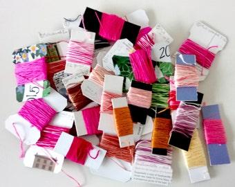 Embroidery Threads / Floss Lucky Dip! 5 Random Skeins - Studio De Stash, Haberdashery Supplies