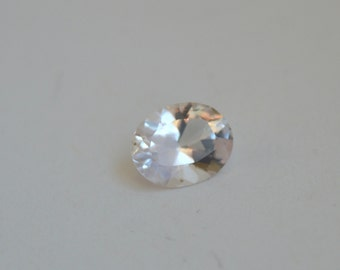 Morganite from Madagascar No Heat Oval 10x8mm