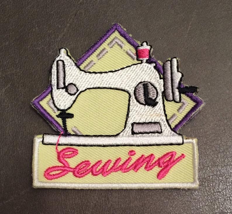 patch making sewing machine