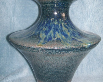 Squatty Wide Shouldered Vase
