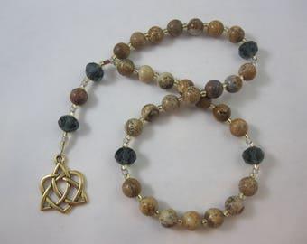 Deeply Loved Signature Prayer Beads