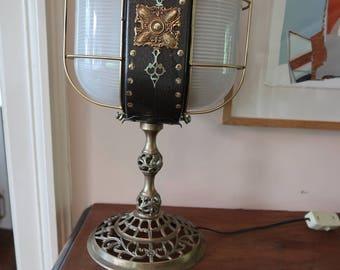 Captain Nemo's desk lamp