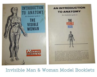 Visible woman model | Etsy