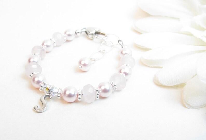 443960581 Baby Girl Bracelet Personalized Baby Bracelet Little Girl | Etsy