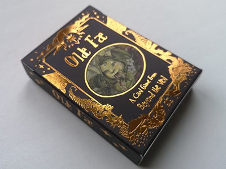 Olde Fae  A card game from beyond the veil image 1
