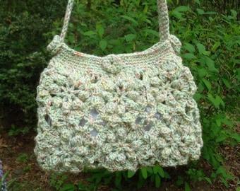 Trendsetting Shoulder Bag - PA-231 - Crochet Pattern PDF