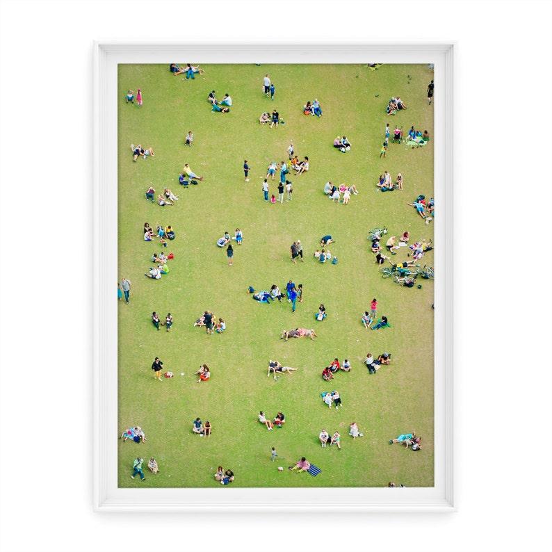 Paris 4 Under the Eiffel Tower // Fine Art Giclée Print // image 0