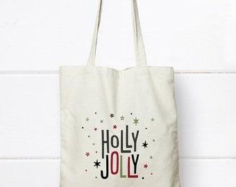 ON SALE Christmas Tote Bag 8512b4555ea0a