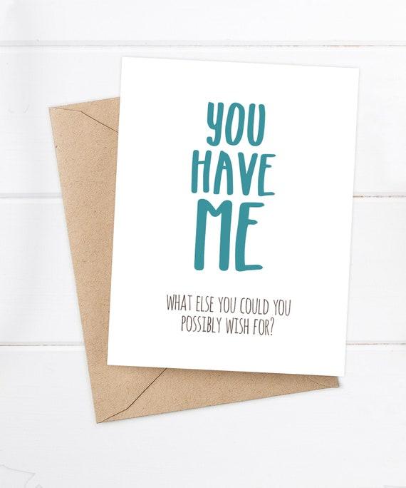 Boyfriend Birthday Birthday Card Funny Boyfriend Card Etsy