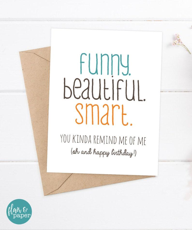 Verjaardagskaart Vriendin Vriend Verjaardag Zus Verjaardag Etsy