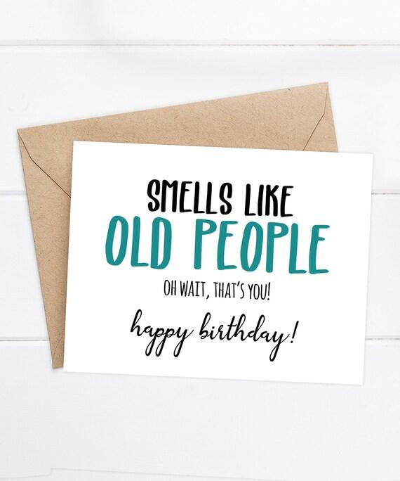 Funny Birthday Card Boyfriend Birthday Friend Birthday Etsy