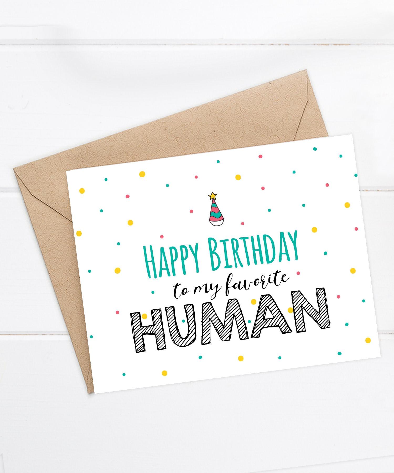 Funny Birthday Card / Boyfriend Birthday / Funny Card