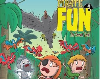 Pirate Fun: The Second Trial