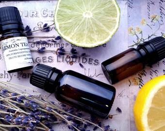 Bergamot Essential Oil. 5 ML