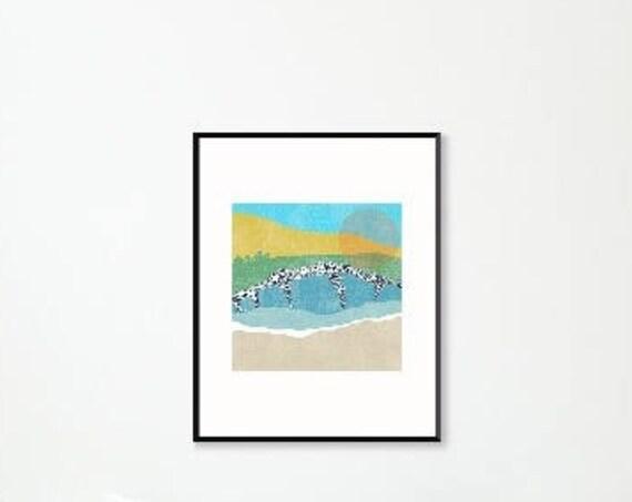 Sunrise IV Print