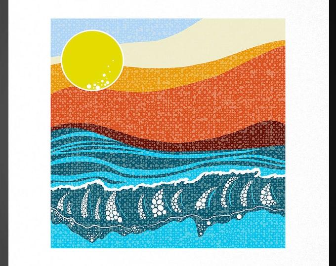 Sunrise II Print