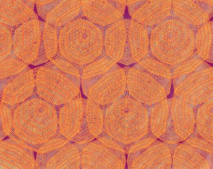 Neon Geometry Print