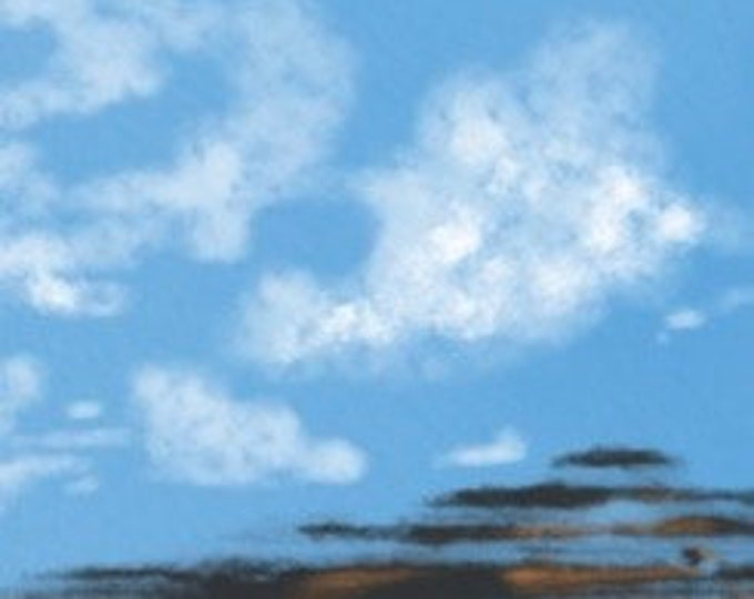Cloudscape Painting: No. 5