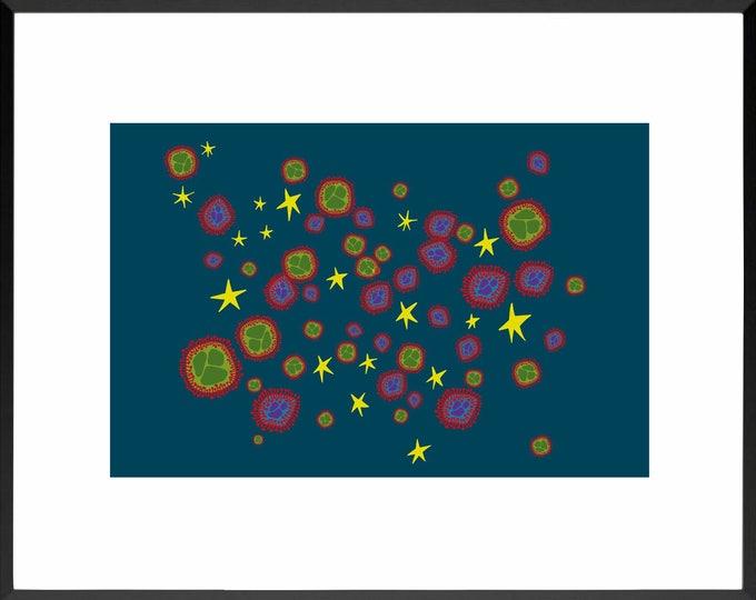 Planetary Print
