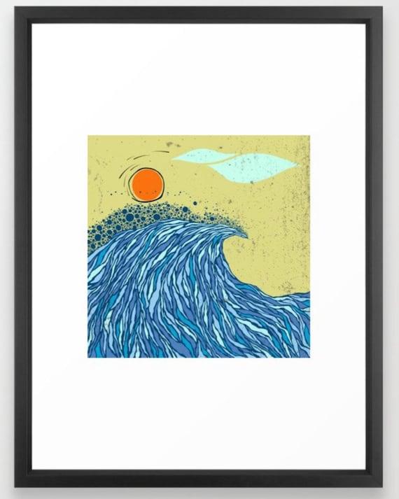 Sunrise VI Print
