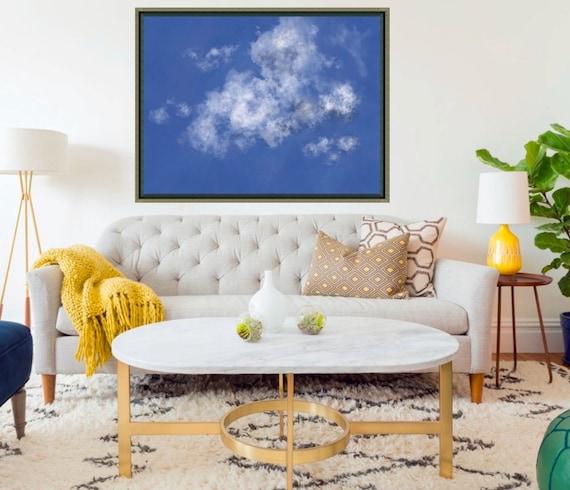 Large Cloudscape Painting: No. 2