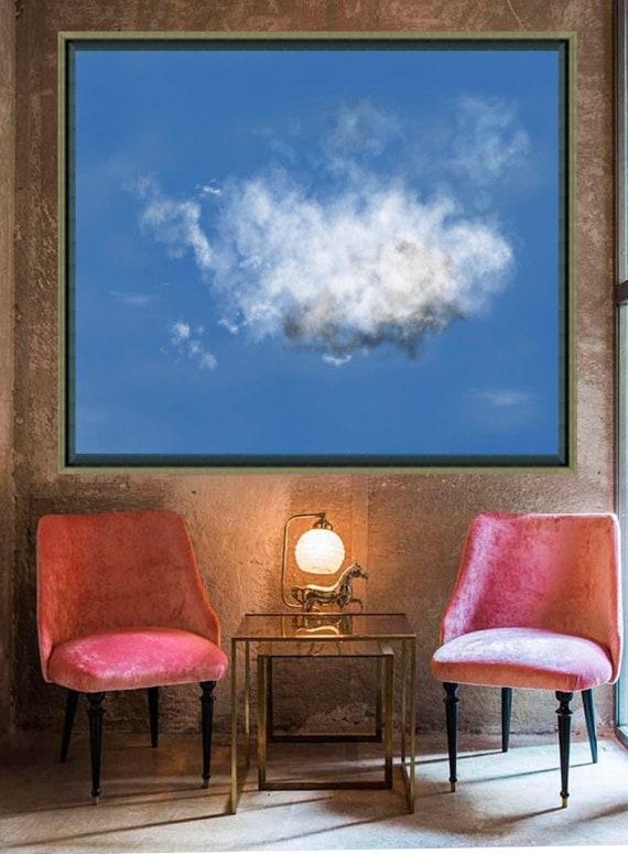 Large Cloudscape Painting No. 1