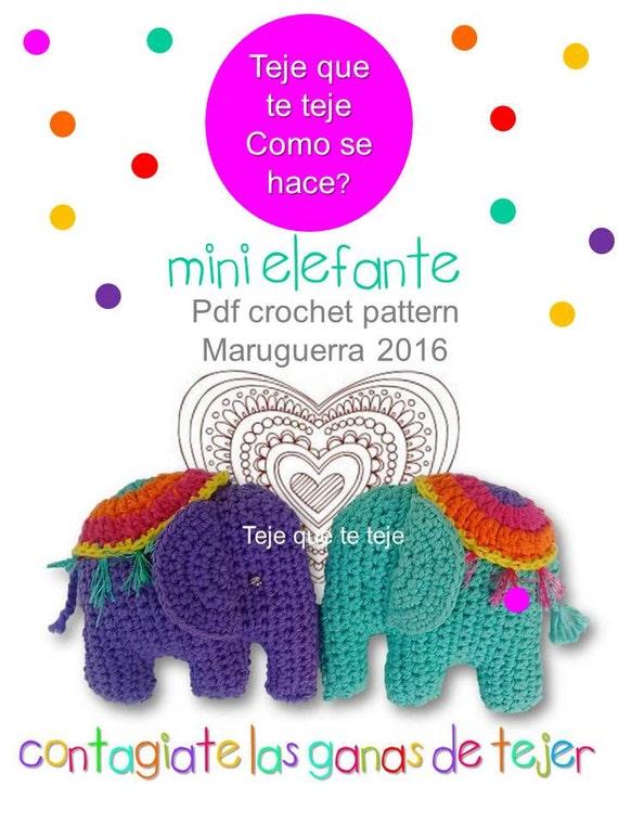 Minis Elefantes Hindú | Etsy