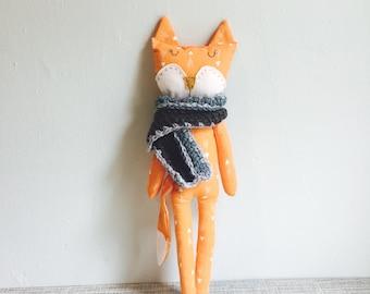 Mr Fox Toy