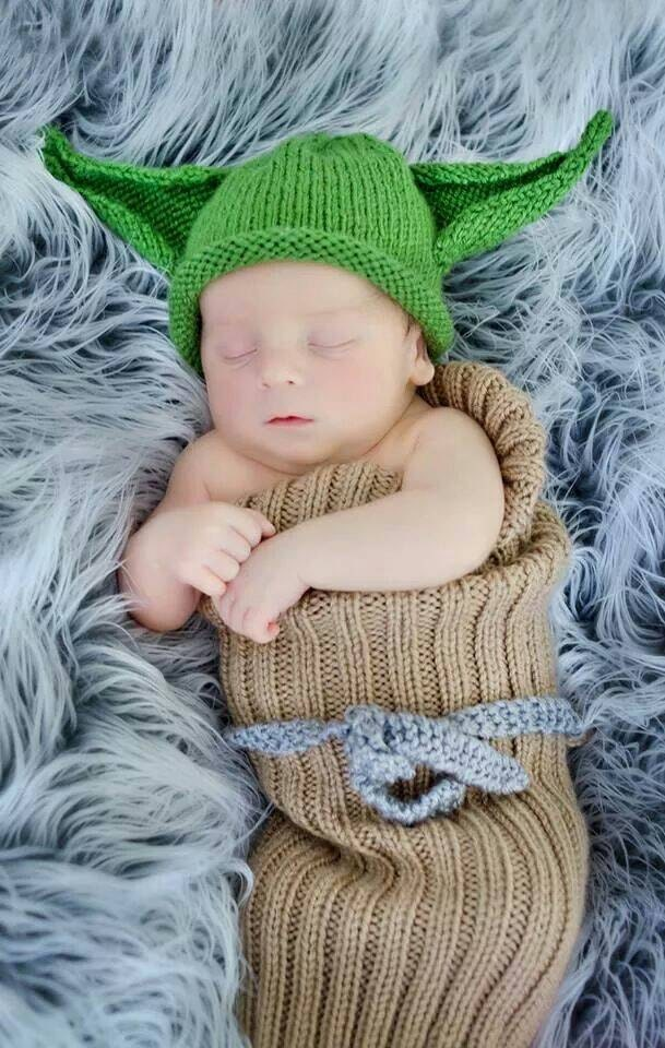 Little Yoda Hat and Bunting Set Pattern   Etsy