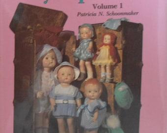 Vintage Patsy Doll Family Encyclopedia Volume 1 Book, Patricia N. Schoonmaker