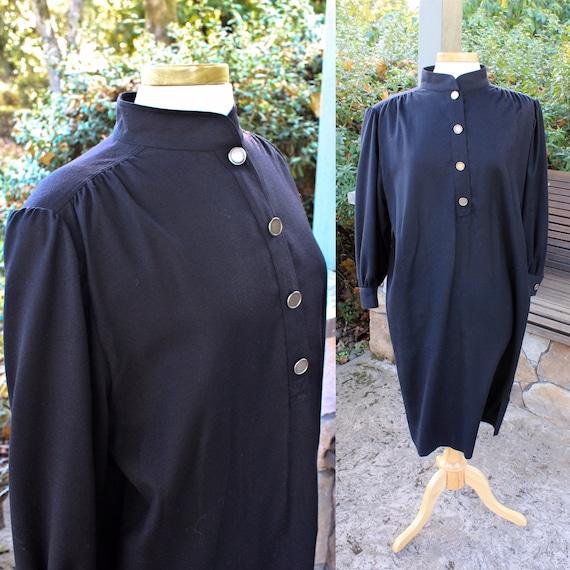 Vintage Yves Saint Laurent Kaftan Style Dress, c19