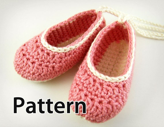 Crochet Baby Shoes Pattern Baby Booties Crochet Pattern Etsy