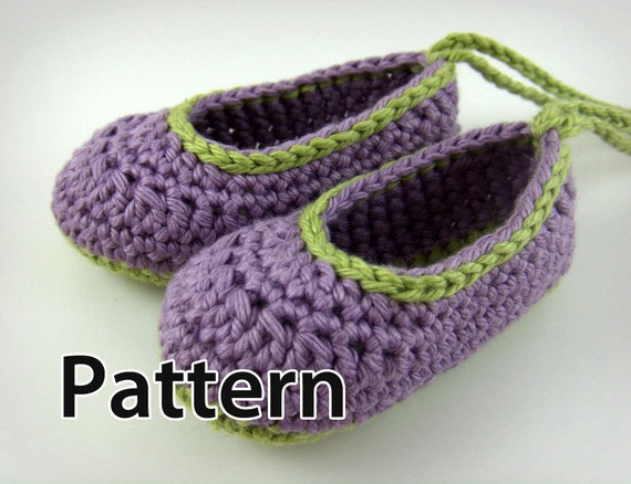 Crochet Baby Shoes Pattern Baby Booties Crochet Pattern Etsy