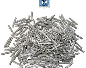 500 pieces 35mm (1 3/8 inch) Ribbon Clamps Artisan Series -- Platinum Silver, Gold, Gunmetal, Antique Bronze, Antique Copper