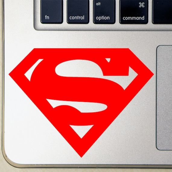 DC Comics Logo Vinyl Transfer Sticker Decal Ipad Laptop Phone Car