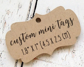 Personalized Tags Etsy