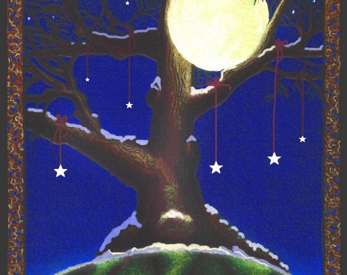 Solstice Moon Cradle