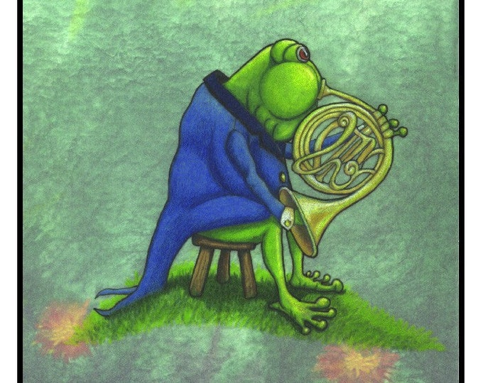 Lilypad Quartet...horn