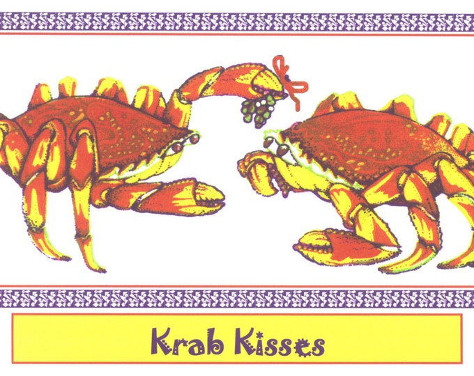 Krab Kisses