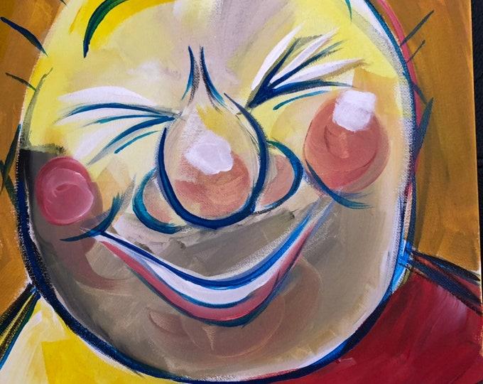 So Happy (2019) by Mark Redfield