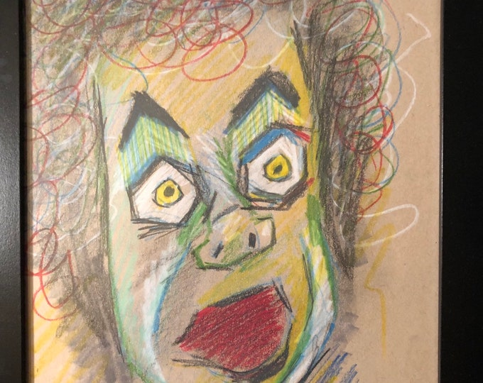 Ogle's Frankenstien Monster (2013) by Mark Redfield