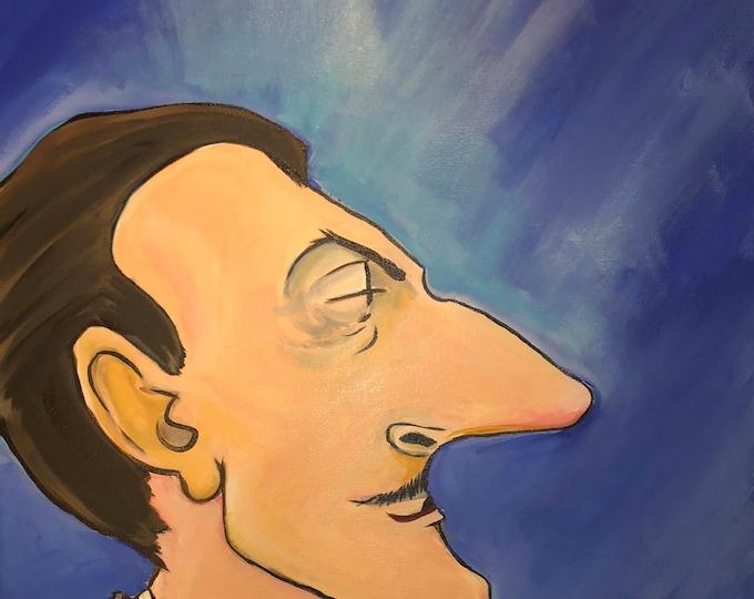 The Great Profile John Barrymore (2017) by Mark Redfield