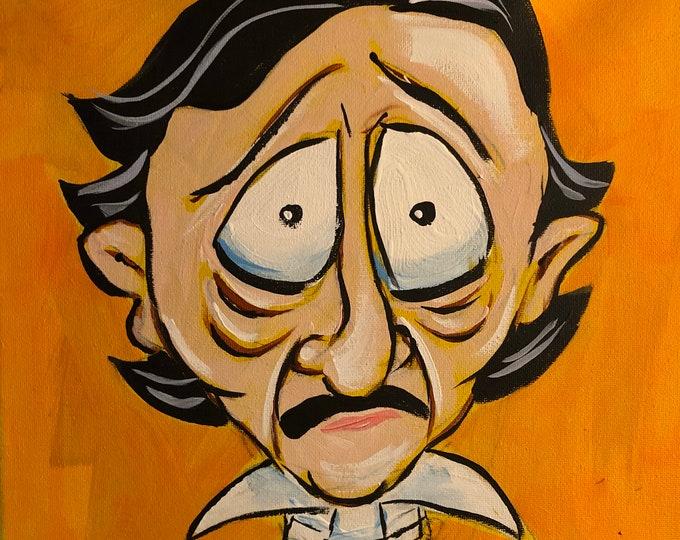 Poe (2020) by Mark Redfield