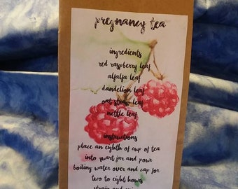 Pregnancy Tea, Red Raspberry
