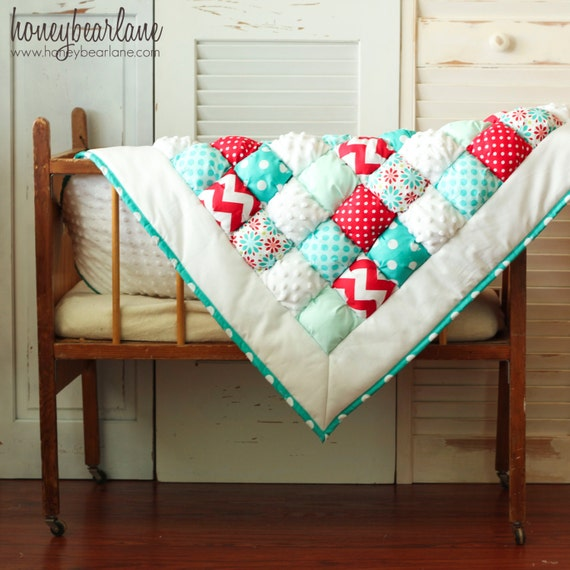 Puff Quilt Patterns Bundle Of Three PDF File Etsy Interesting Puff Quilt Patterns