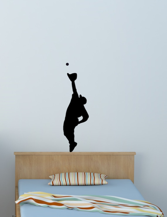 Surprising Baseball Wall Decal Boys Bedroom Sports Sticker Teen Room Decal Team Sports Wall Decal Dorm Room Decor Girls Room 9 X 31 Inches Download Free Architecture Designs Barepgrimeyleaguecom