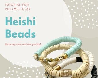 Heishi Beads Tutorial