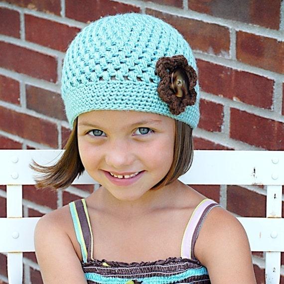 Chloe Cap Crochet Hat Pattern Instant Download Permission  6748b1948087