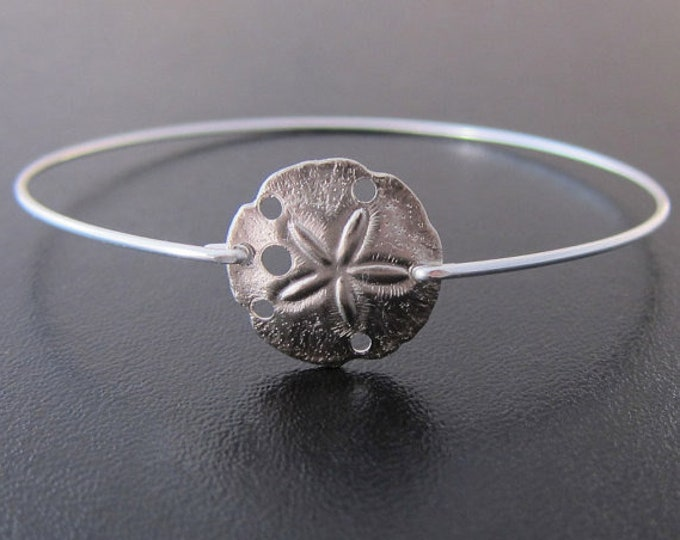 Sand Dollar Bracelet, Sand Dollar Jewelry, Beach Jewelry Bracelet for Women, Gift for Beach Lover Jewelry, Ocean Jewelry, Ocean Bracelet